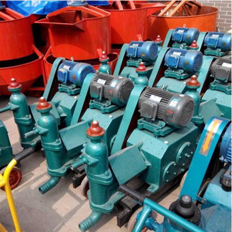 河北衡水 大流量注浆泵 电动注浆机 液压活塞式注浆泵