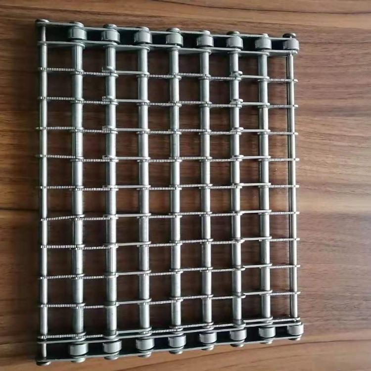 德州厂家定制304不锈钢网带 耐热钢网带 碳钢网带 镀锌钢网带
