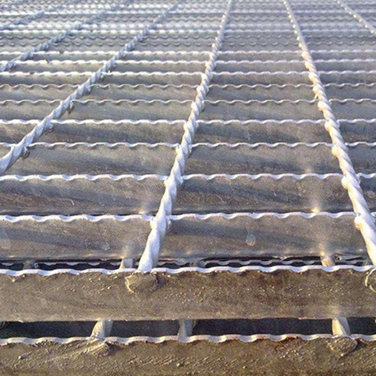 齿形钢格栅 防滑钢格栅 防滑齿形钢格栅 规格可定做 价格优惠