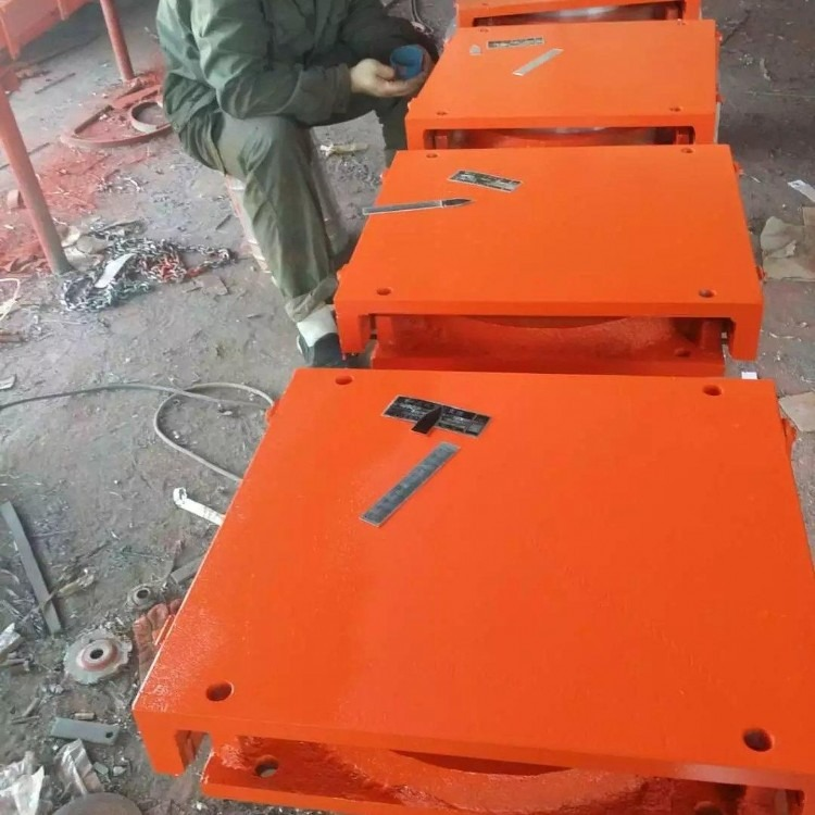 直销钢结构网架支座 抗震盆式橡胶支座 钢结构连廊支座