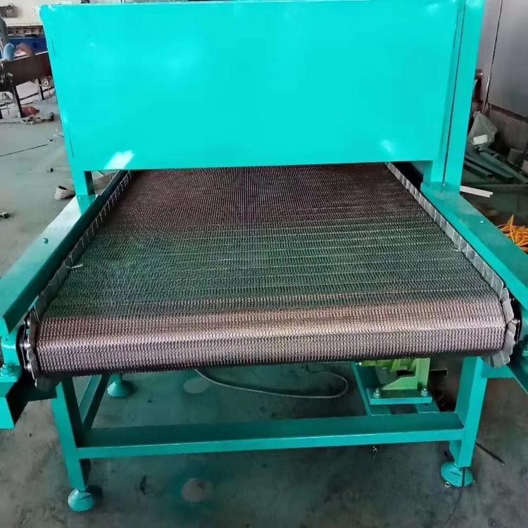 厂家加工流水线冲孔链板 输送机 耐高温链板输送机