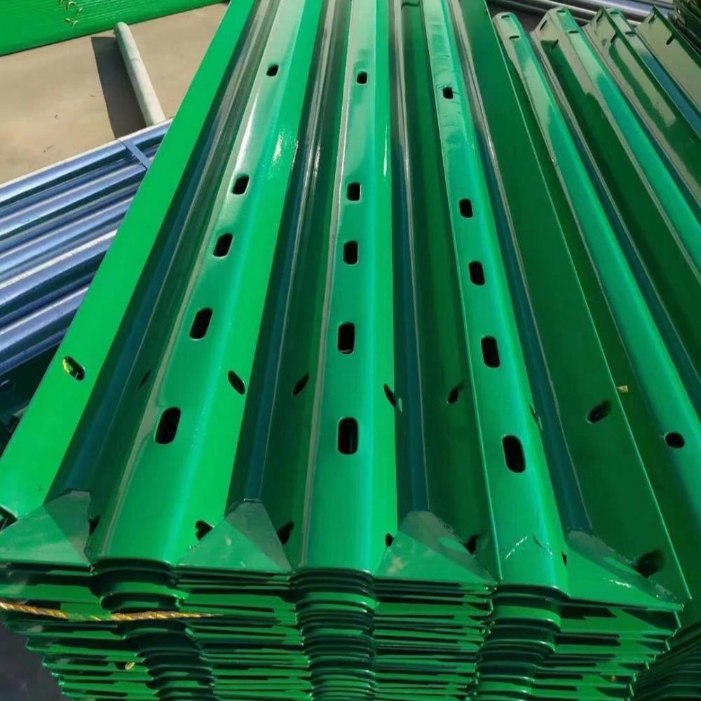 波形护栏 高速桥头板 护栏连接板 护栏过渡板