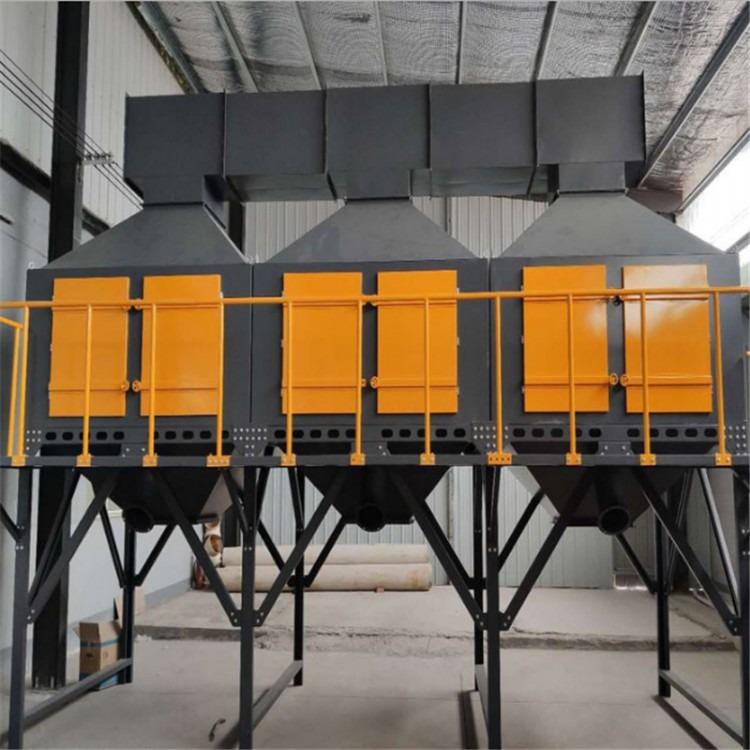工业催化燃烧废气处理设备活性炭吸附脱附RCO蓄热装置废气处理