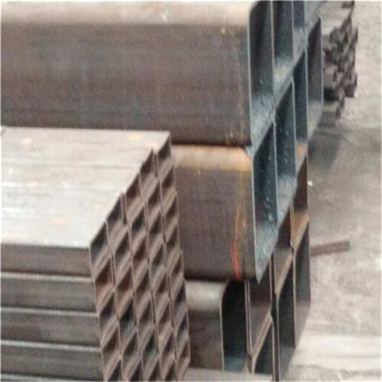 嘉兴方管厂 Q550E方管 钢结构Q345b方管 量大优惠