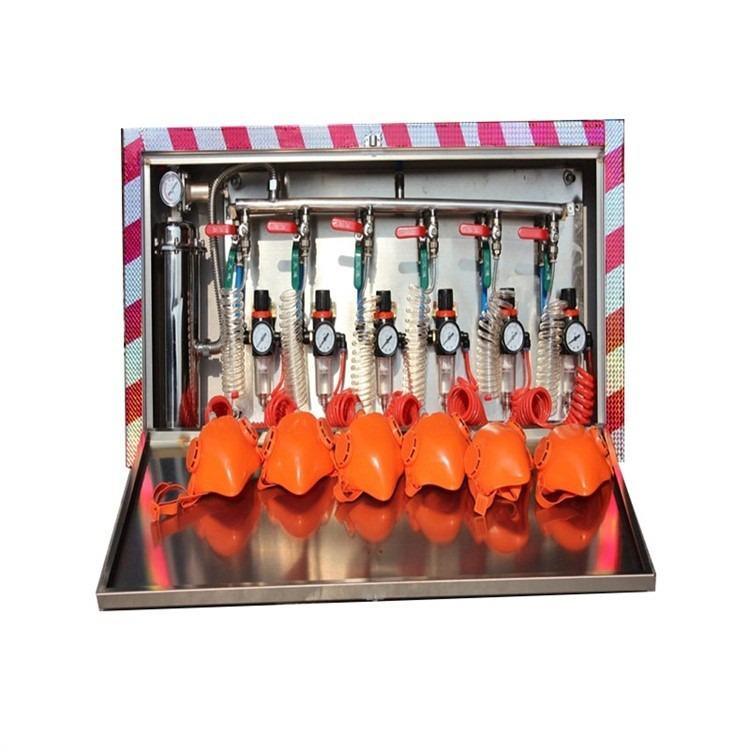 压风自救装置 箱式压风供水自救装置 ZYJ(A)矿用压风供水自救装置