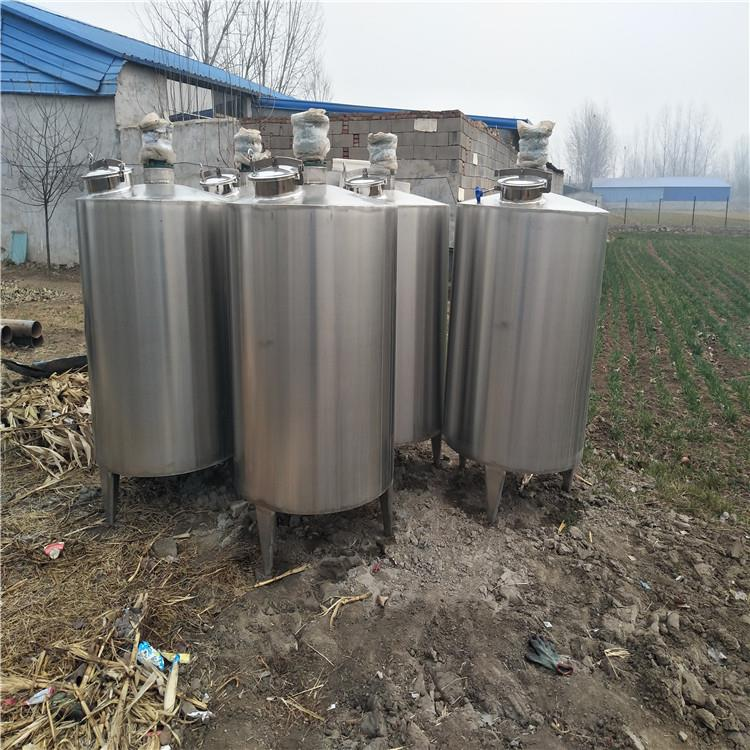 出售不锈钢搅拌罐液体搅拌罐二手1立方液体搅拌罐