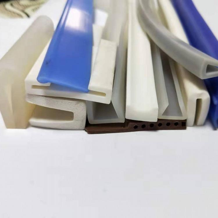 厂家直销硅胶U型包边条 耐高温机械机柜卡条防刮装饰条密封胶条 支持定做