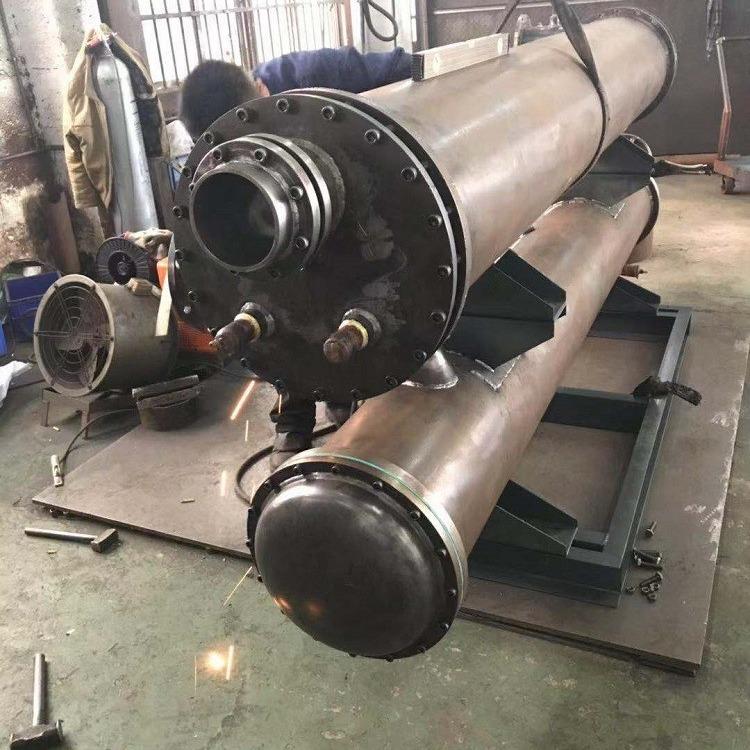 雅仕达生产 304不锈钢蒸发器 316不锈钢蒸发器 降膜蒸发器 浓缩蒸发器生产