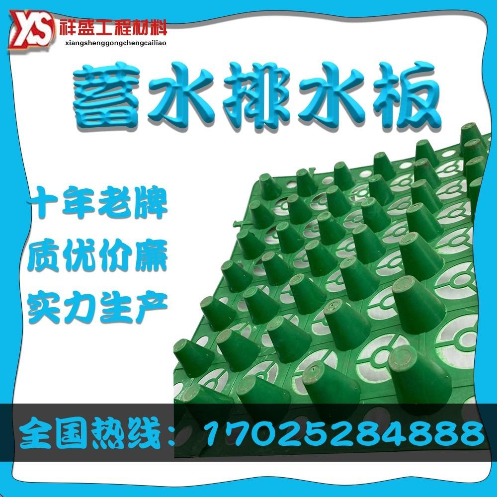 蓄水排水板厂家直销 十年生产企业 祥盛实力生产企业 专业生产