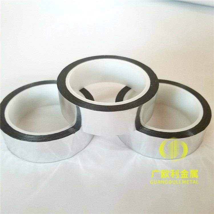安徽301不锈钢弹簧带   HV580度0.15  0.2  0.3mm 磁性不锈钢带