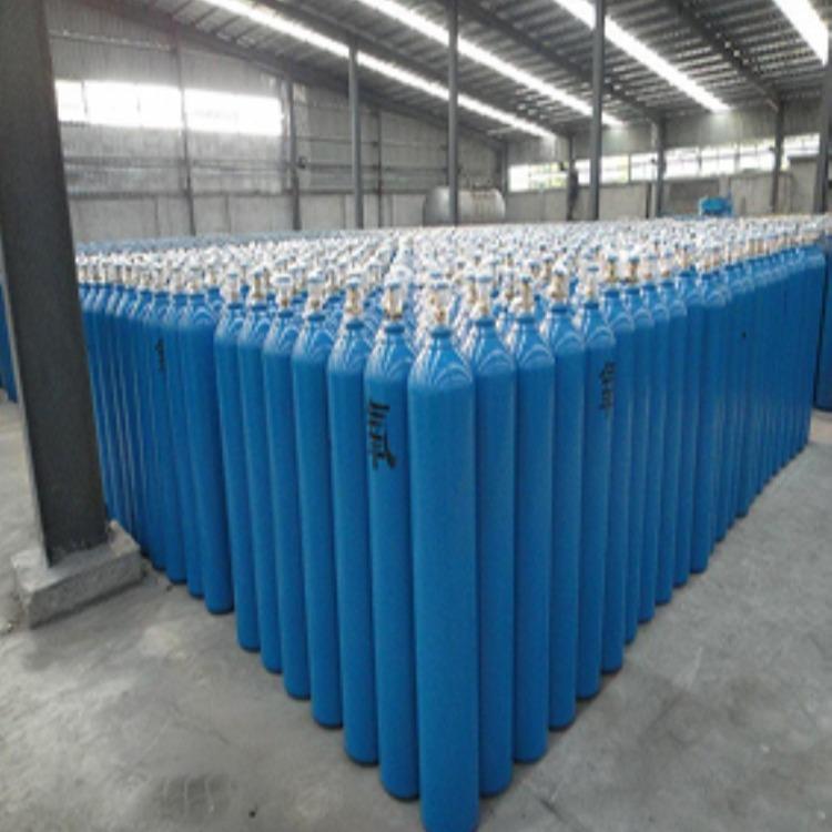 成丰气体 提供高纯氧气 纯氧气 超纯氧气10升40升钢瓶氧气一瓶可售