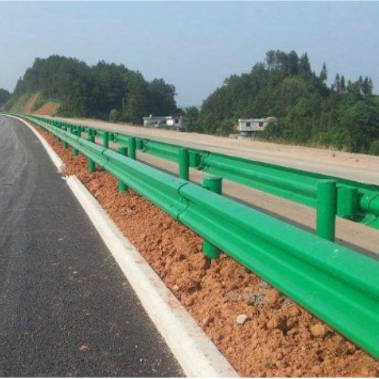 厂家直销 安徽波形护栏- 高速公路防撞护栏-乡村道路波形钢板护栏-公路防护栏