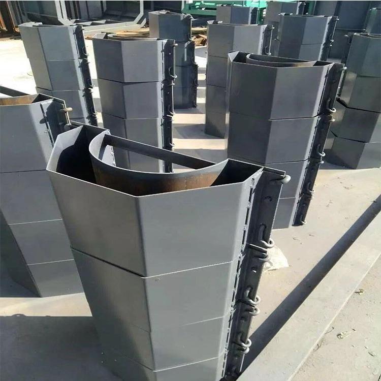 预制U型槽模具 高速U型槽塑料模具 U型槽模具 方瑞模具