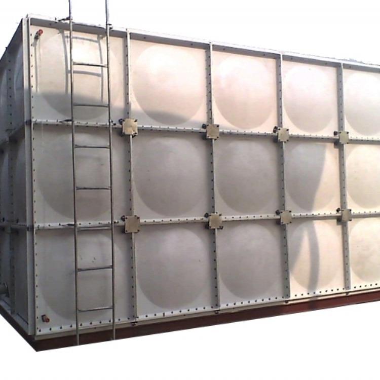 厂家供应不锈钢组合水箱焊接生活水箱人防拼装水箱消防保温水箱