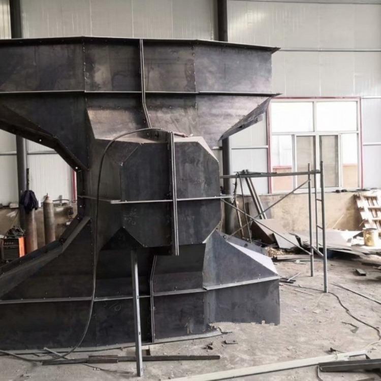 防浪块模具出模方式 防浪块钢模具 方瑞防浪块模具