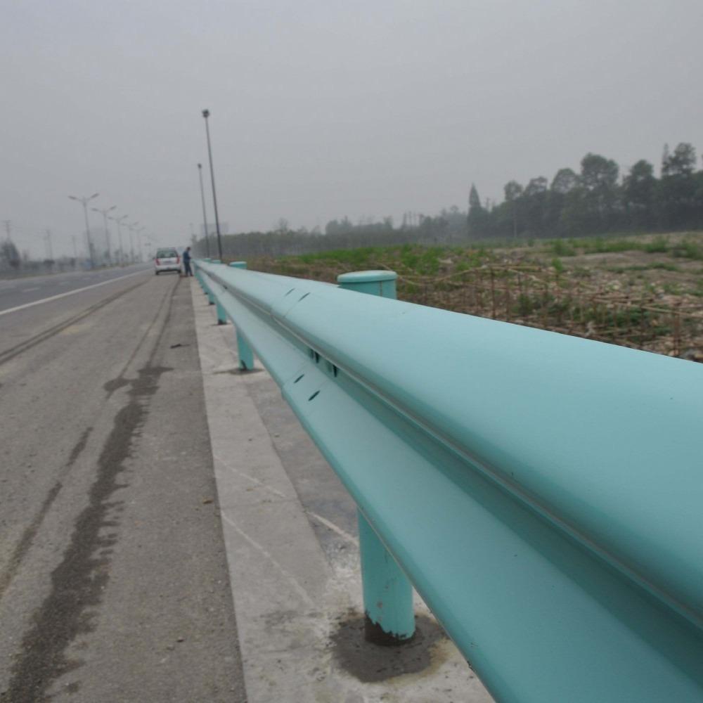 波形防护栏 高速公路护栏 道路防撞护栏厂家直销 波形护栏生产厂家