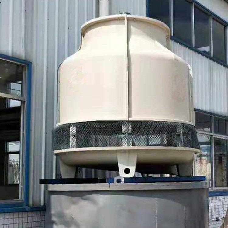 预售2020年普通工业50T冷却塔 逆流式冷却塔厂家直销