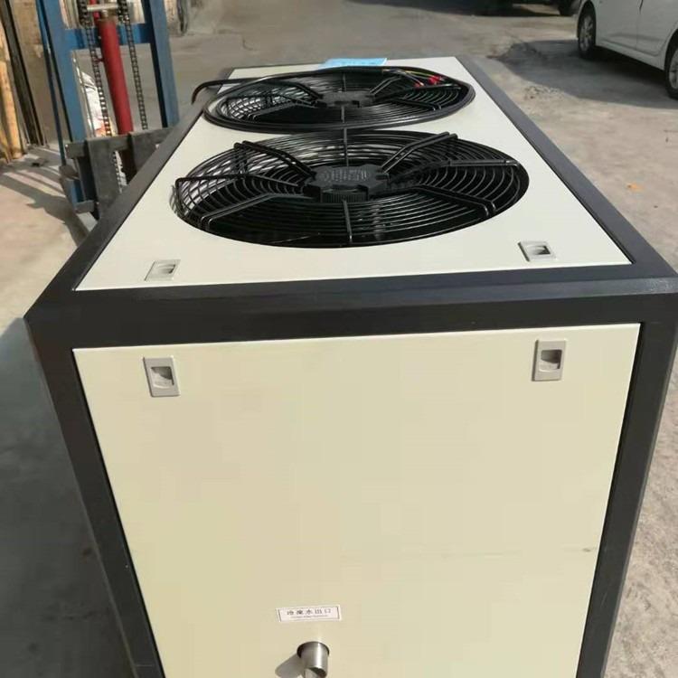 供应南通工业用风冷式冻水机 5匹风冷式冷水机 注塑模具制冷机