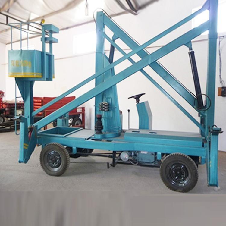 优质曲臂升降机 工厂用液压升降机 牛斗 电动液压电动液压