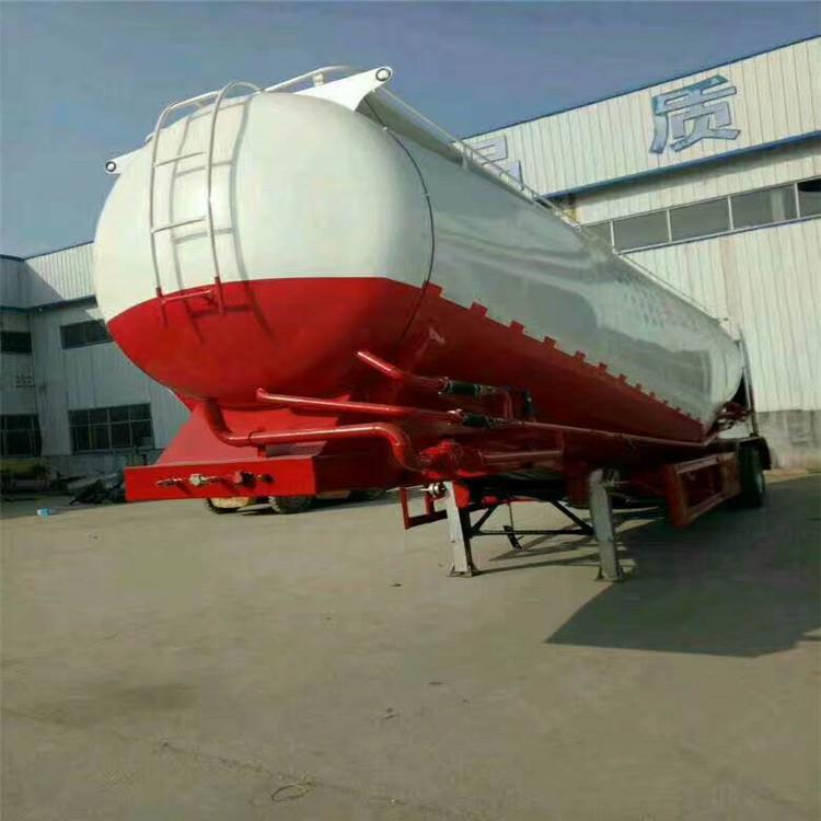 厂家批发侧翻半挂车三十英尺集装箱挂车13米60标准侧翻