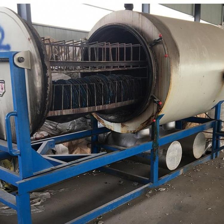 环保型塑料造粒电磁真空烧网炉价格