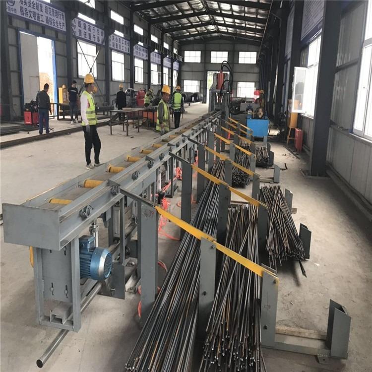 数控钢筋剪切生产线 智能钢筋棒材剪切线 厂家直供路桥