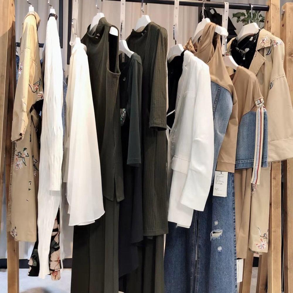 【劳伦】2020年春季新款亚马逊女装风衣