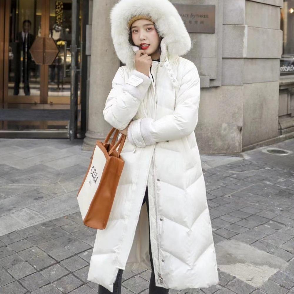 米拉格全大件羽绒服90白鸭绒
