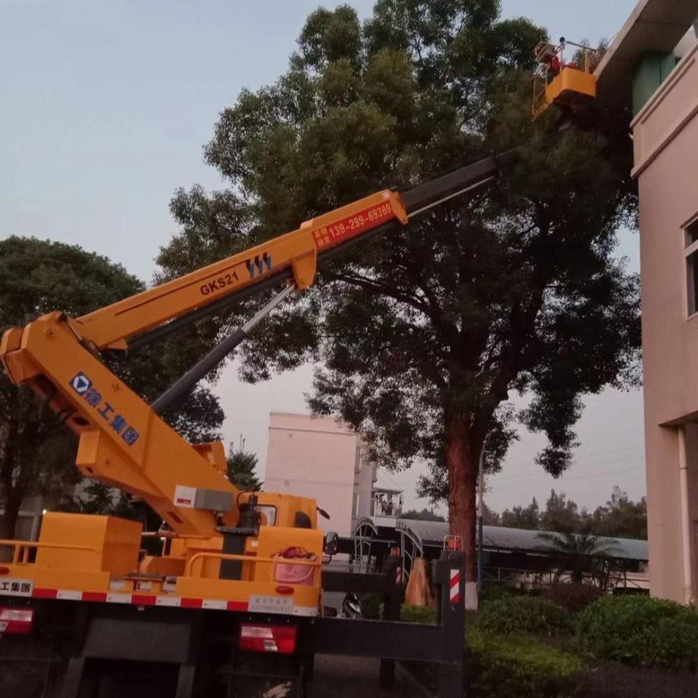 高空升降平台出租 厂房排线 安装水管用升降平台最方便
