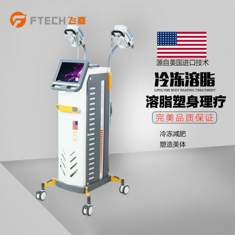 厂家供应减肥仪 冷冻溶脂减肥仪 无痛舒适减肥仪