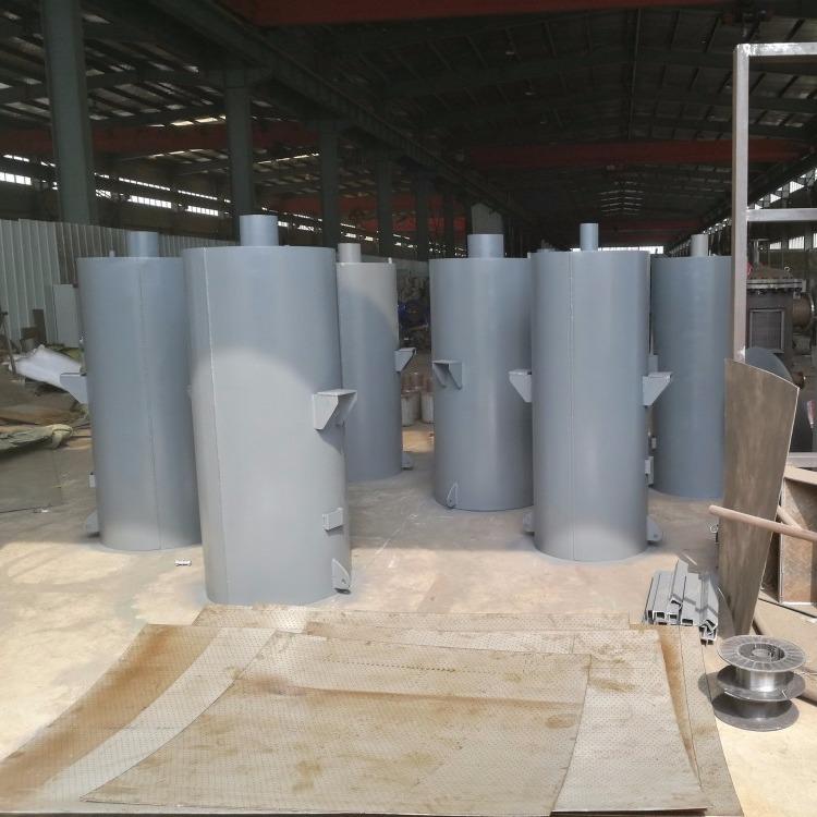 价格优惠氧气消音器 造远氧气消音器 厂家生产氧气消音器