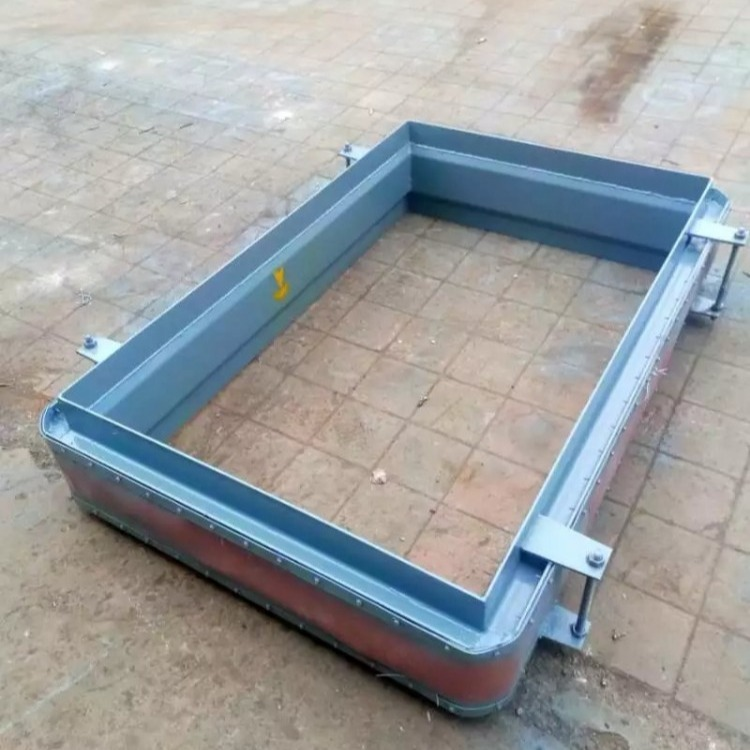 伸缩缝用波纹补偿器 管道膨胀节非金属风道补偿器