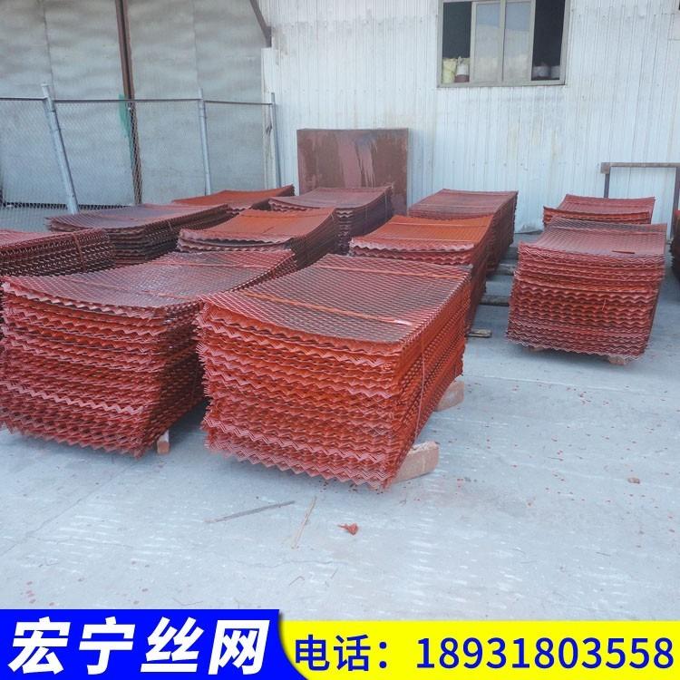 河北宏宁现货供应 养殖钢笆网 喷漆染漆 钢笆网