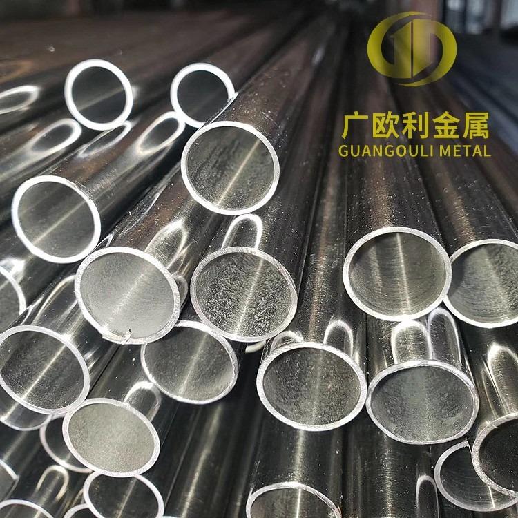 武汉供应进口316L不锈钢焊接管  化工小口径薄壁管    不锈钢焊管