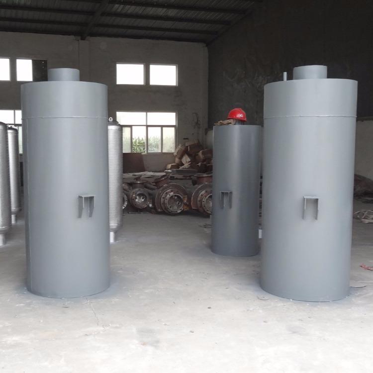 锅炉厂专用元氧气消音器 双银氧气消音器 2020氧气消音器