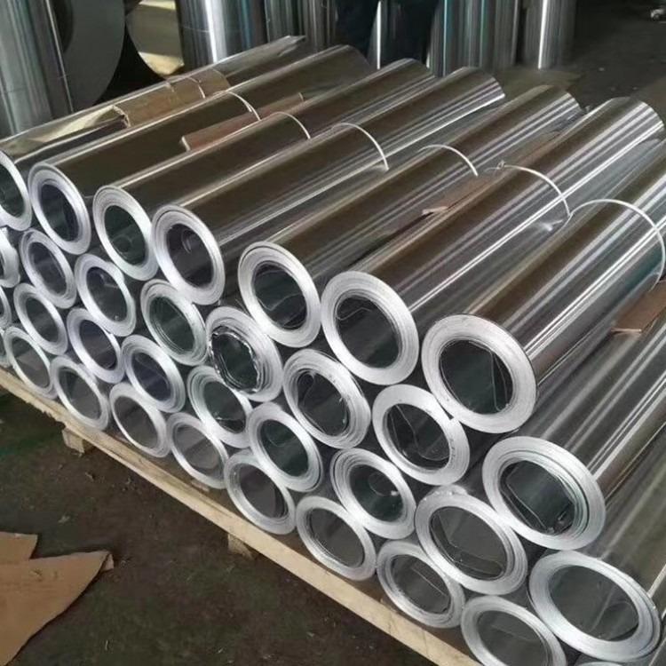 厂家供应  防锈铝卷 铝板 保温铝卷 可定尺开平 价格美丽