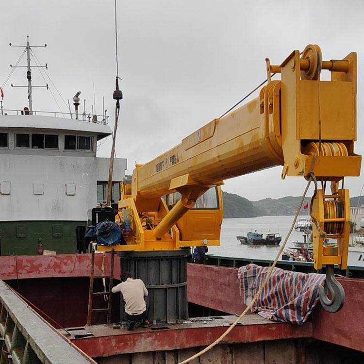 海重  船用门式吊机  船用吊机图片  质量保证