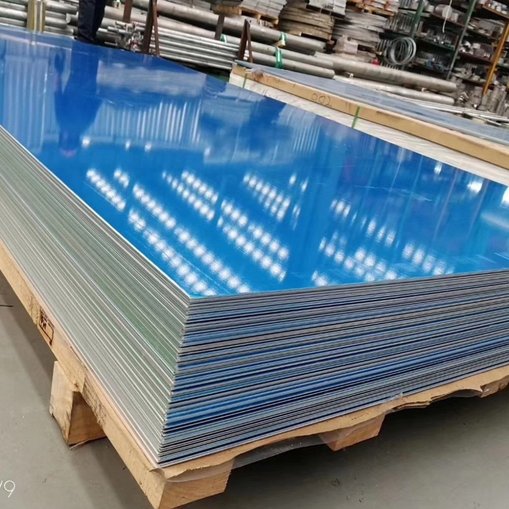 厂家供应薄铝板 激光切割 折弯 氧化 五条筋防锈合金铝板 支持DIY