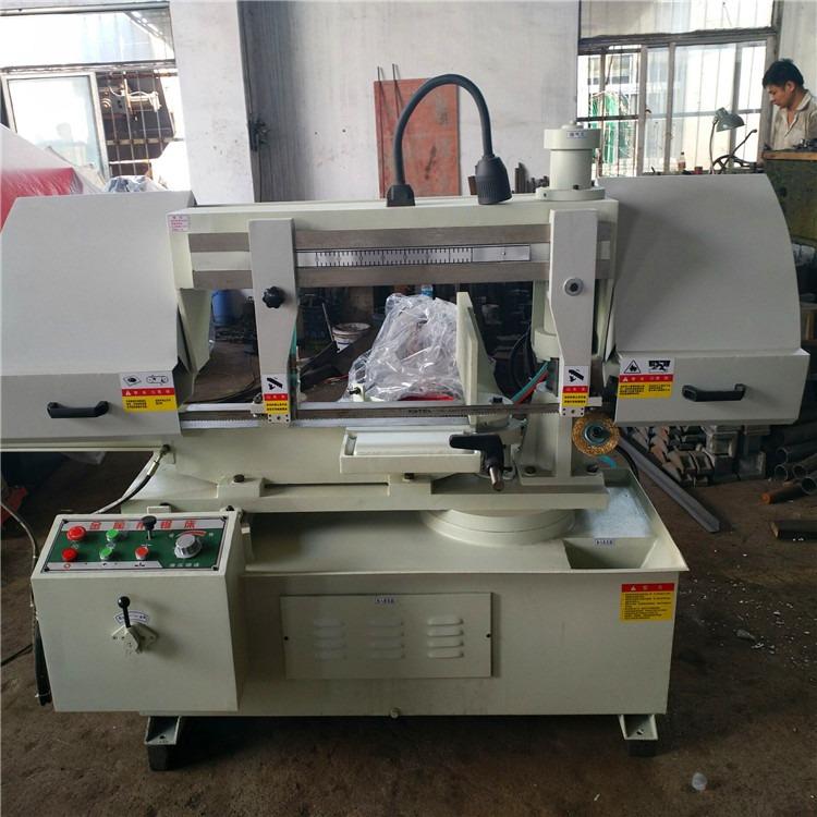 锯床厂家直销转角带锯床价格 GT4235旋转角度锯床 可调角度的金属带锯床