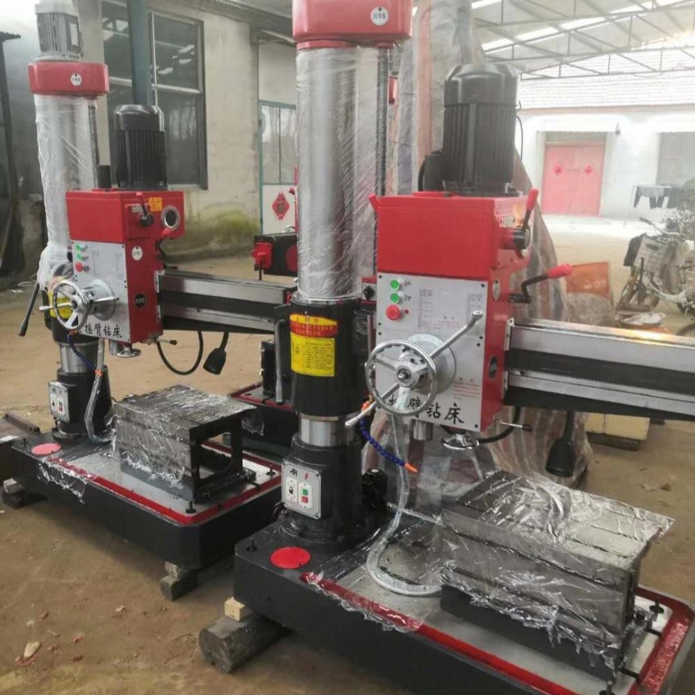 钻床生产厂家供应摇臂钻z3035-10 自动走刀 台钻 攻丝钻孔钻床