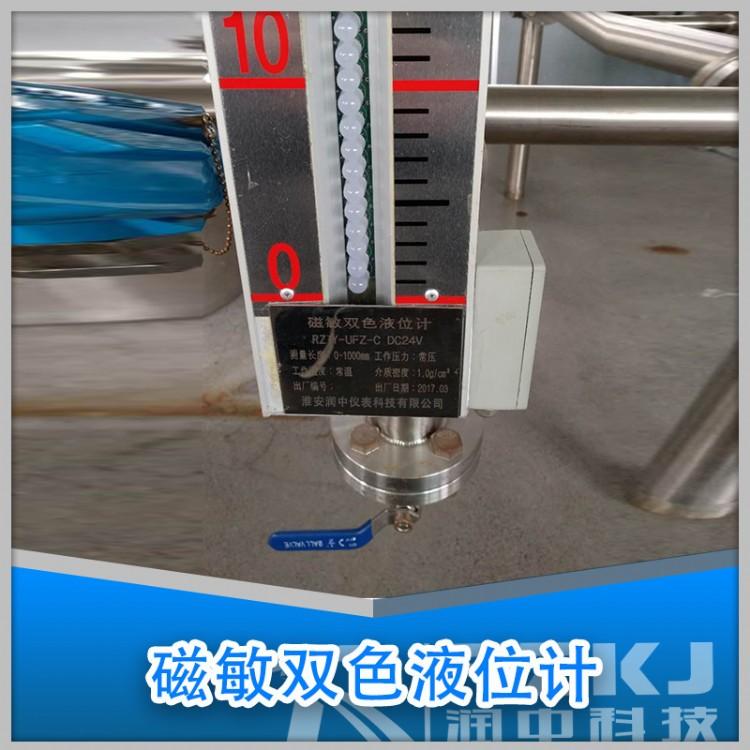 江苏防爆液位计厂家价格 磁翻板液位计 优质品牌 润中仪表