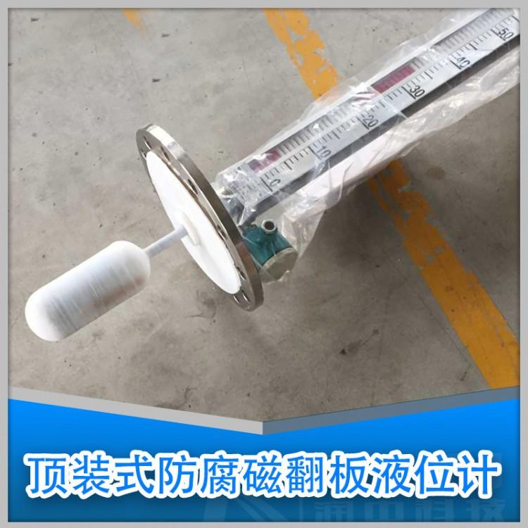 上海盐酸液位计厂家价格 磁翻板液位计 优质品牌 润中仪表