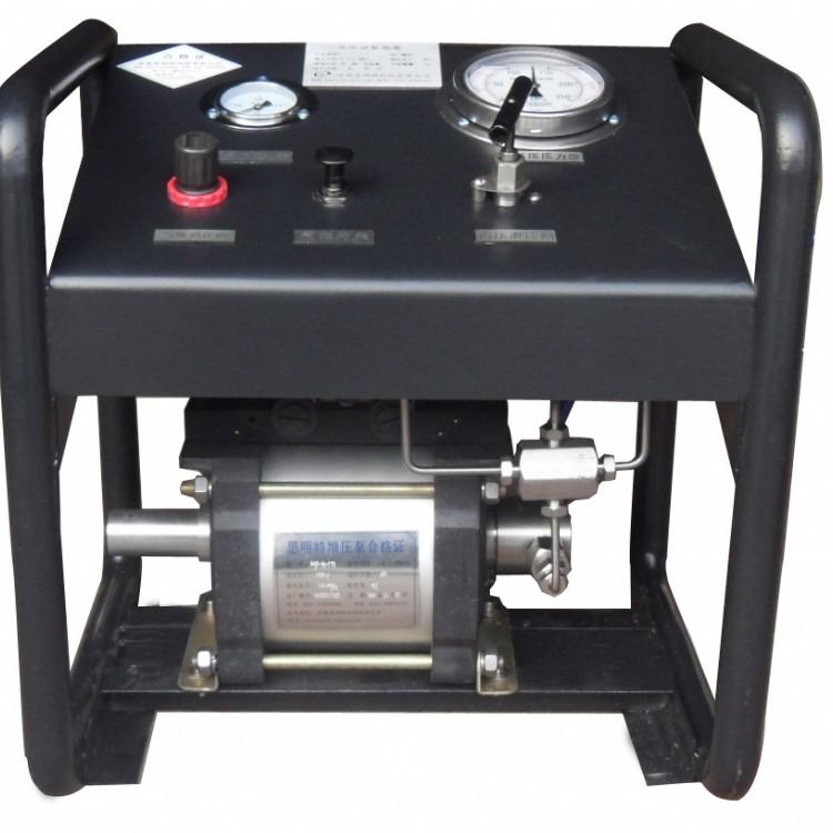 氧气增压泵 氧气增压机 全无油氧气增压机 氧气增压设备  氧气加压设备 CVIV-YQJ-60
