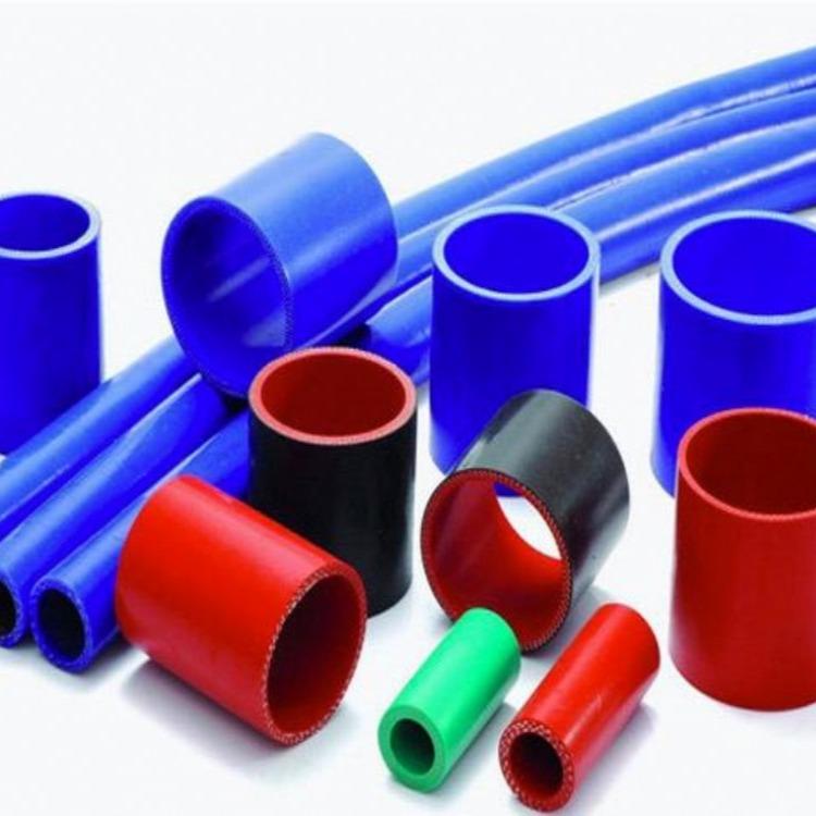 供应汽车硅胶管厂家耐高温高压驼峰管缠绕夹布大口径涡轮中冷器连接管