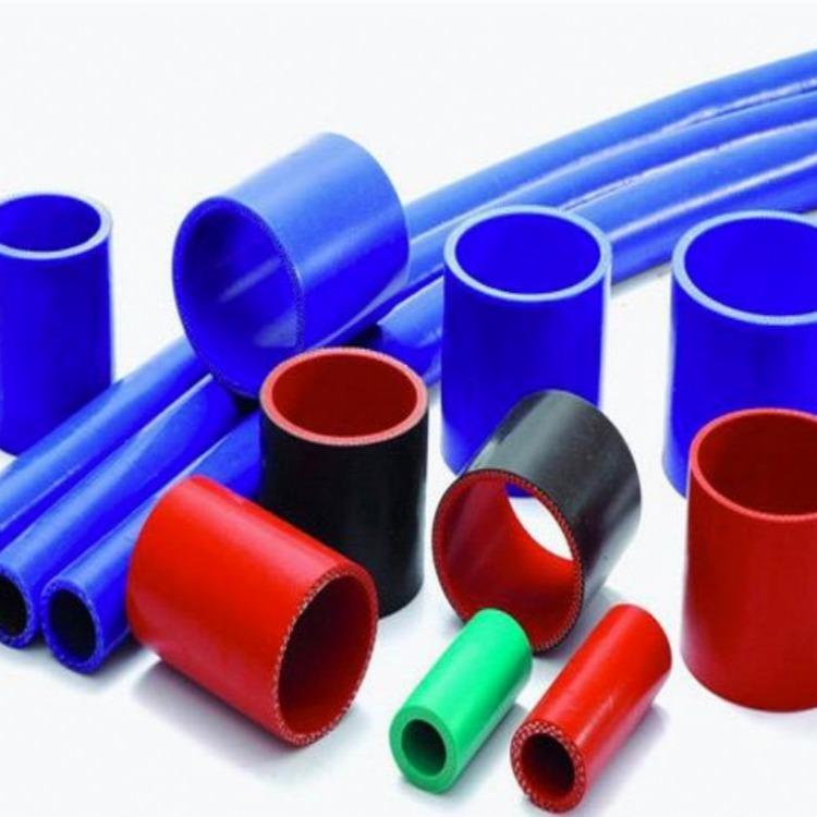 汽车硅胶管 涡轮增压中冷器管 135度弯管缠绕夹布 定制硅胶管厂家