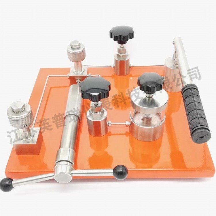 臺式液壓壓力校驗儀