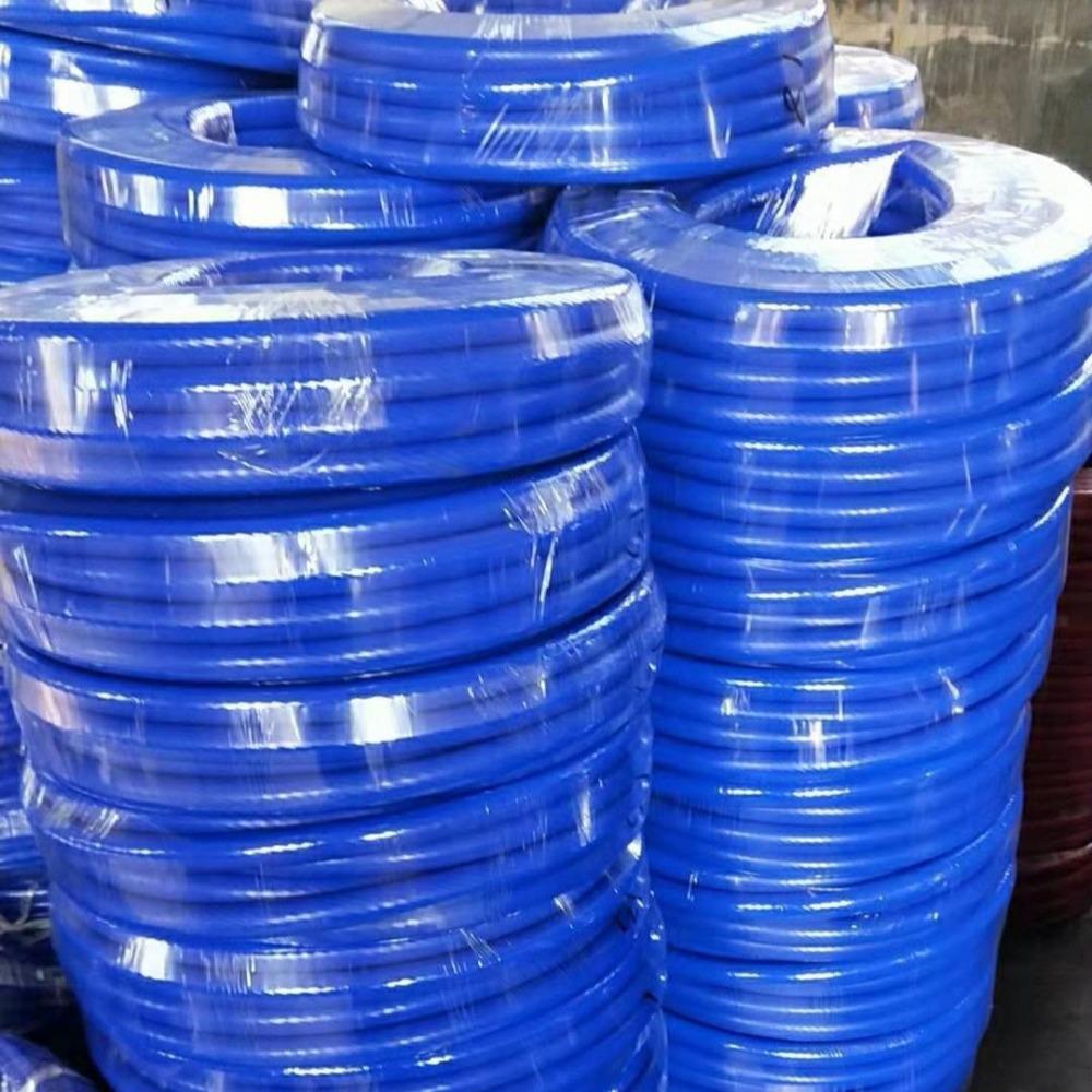 汽车硅胶软管 真空管 耐高温高压软管4*8 挤出硅胶管彩色暖风水管