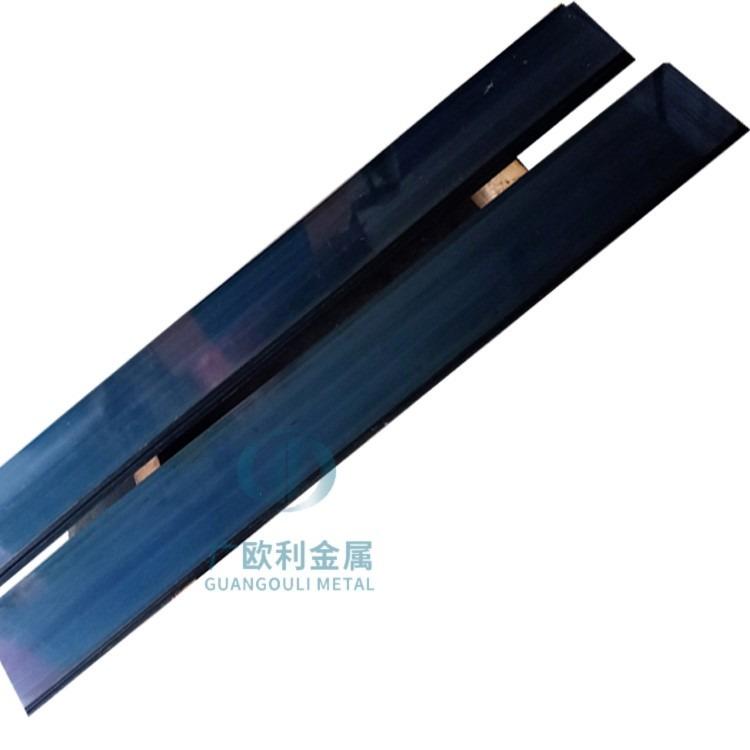 江苏供应60Si2Mn淬火发蓝弹簧钢板  耐冲压高弹力60Si2Mn锰钢板