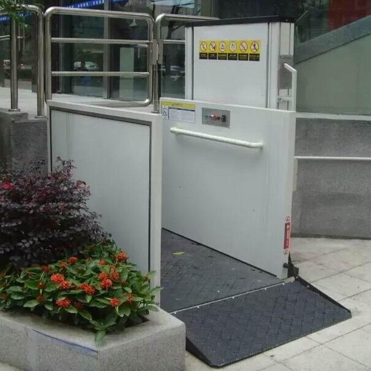无障碍升降机家用电梯  厂家零售残疾人无障碍升降机 牛斗重工 厂家生产小型残疾人无障碍升降机