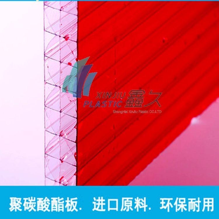 阳光板雨棚规格全—阳光板雨棚批发价格低选上海鑫久
